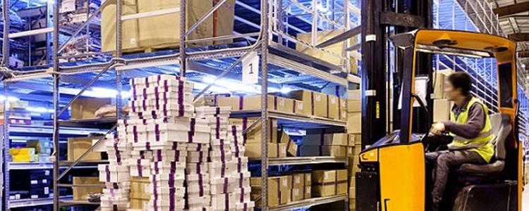 Establecimiento de empresas logísticas en Francia